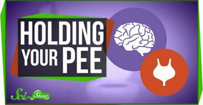 how to hold your pee for longer